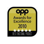Gold Best Fractional Product Overseas Property Professional Awards