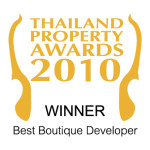 Thailand Property Awards Best Boutique Developer