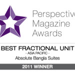 Perspective Magazine Awards Best Fractional Unit